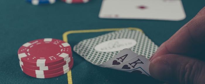 Live pokerbord