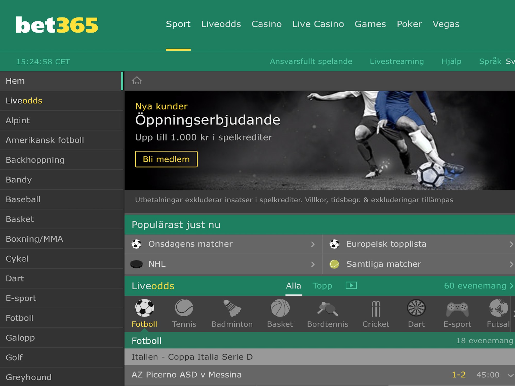 bet365 fotboll hur kan man vinna