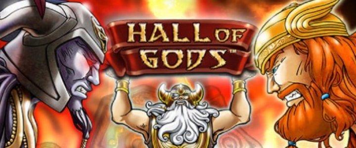 logga för Hall of Gods
