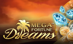 logo for Mega Fortune Dreams