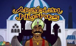 logo for Arabian Nights
