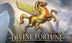 logo for Divine Fortunes