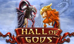 logo for Hall of Gods