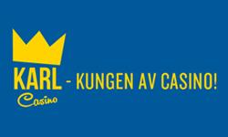 Logga för Karl Casino