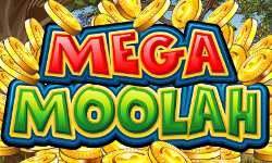 logo for Mega Moolah
