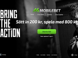 Screenshot Mobilebet