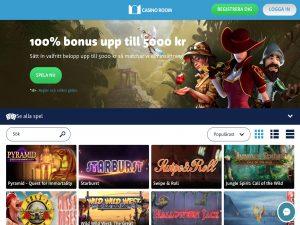 Screenshot Casino Room