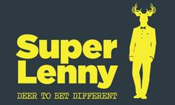 Logga för SuperLenny