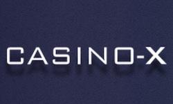 Logga för Casino-X