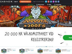 Screenshot Casino-X
