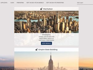 Screenshot NYSpins
