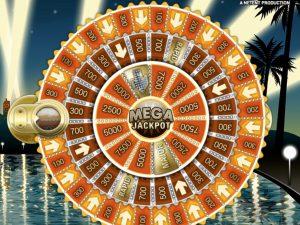 Screenshot Mega Fortune