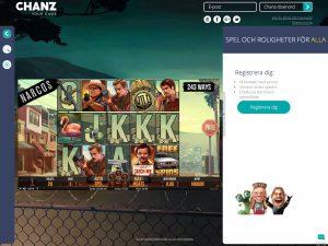 Screenshot Chanz