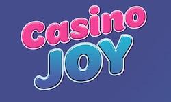 logo for Casino Joy
