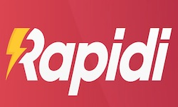 logo for Rapidi