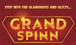 Logga för Grand Spinn Superpot