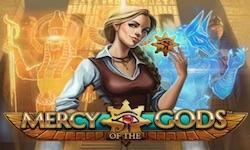 Logga för Mercy of the Gods