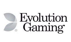 logo for Evolution Gaming