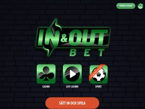 Screenshot InAndOutBet