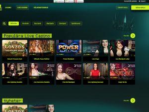 Screenshot Karma Casino